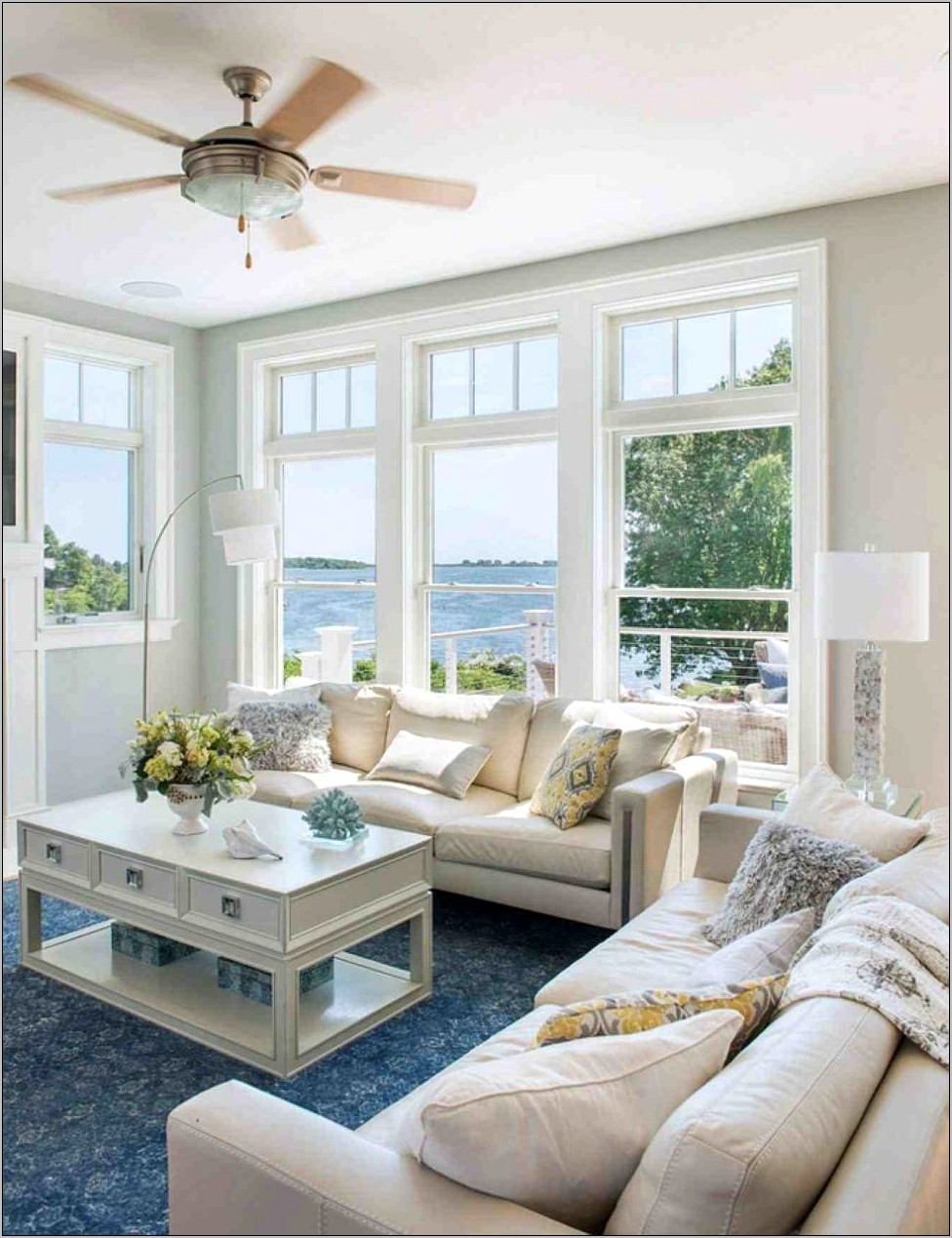 Nantucket Style Decorating Kitchen