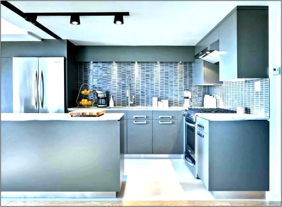 Navy Blue Kitchen Decor Ideas