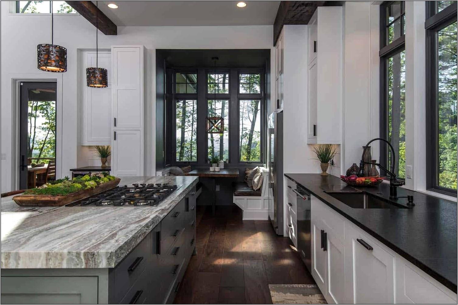 North Carolina Mountain Kitchen Decor Pictures