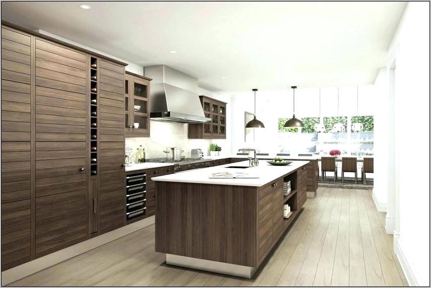 Oak Kitchen Decor Panels