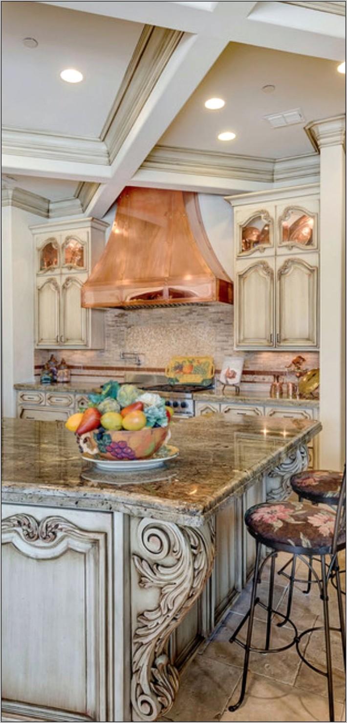 Old World Italian Kitchen Decor