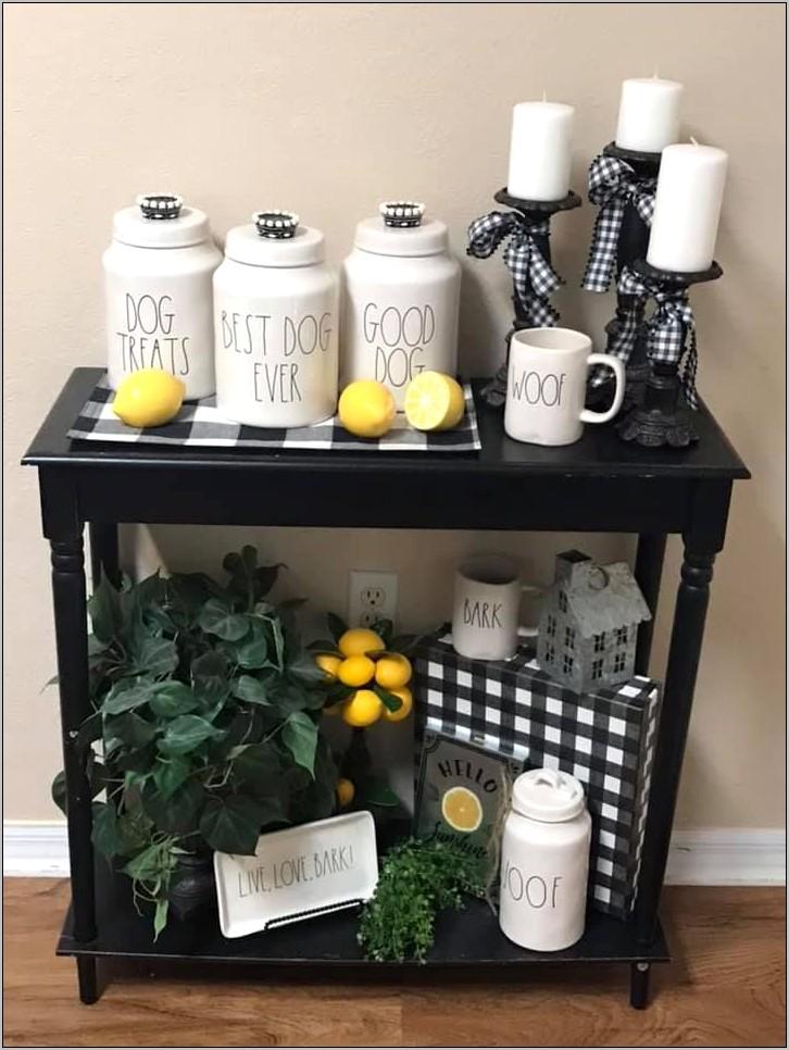 Olives Lemons Honey Kitchen Decor