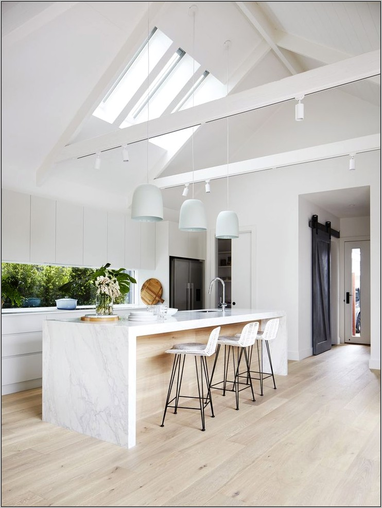 Open Kitchen Decoration Pictures