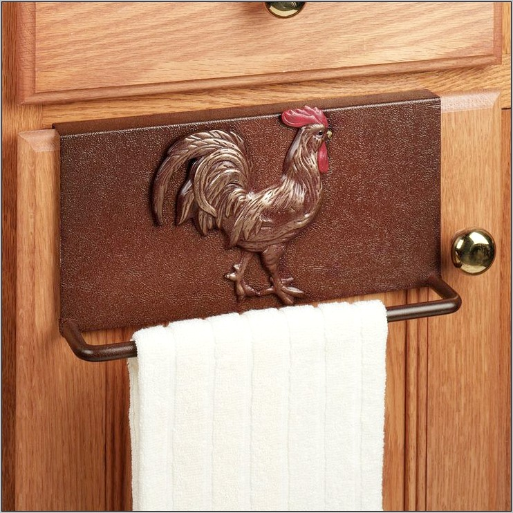 Over Kitchen Cabinet Rooster Decor