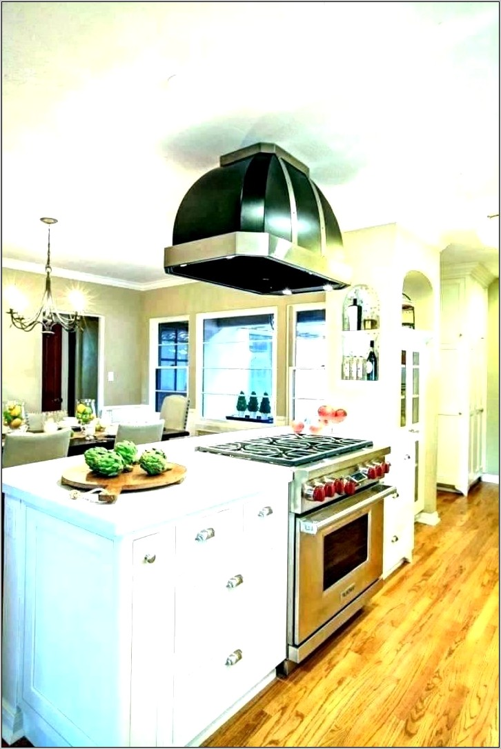 Over Kitchen Stove Decoration