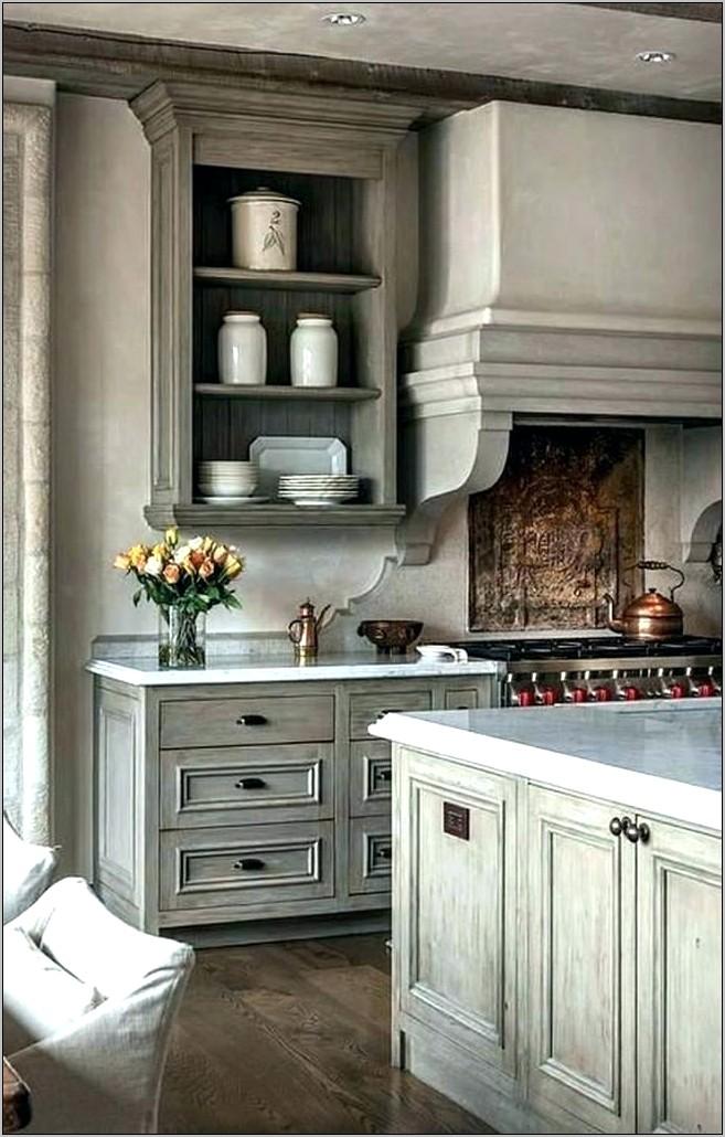 Paris Inspired Kitchen Decor