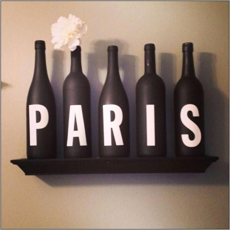 Paris Kitchen Decor Theme