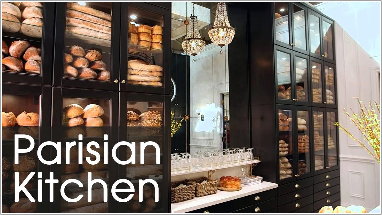 Parisian Kitchen Decor Ideas