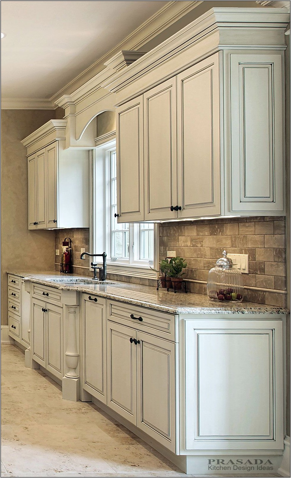 Pics Of Decorated Kitchen Cabinet Countertops