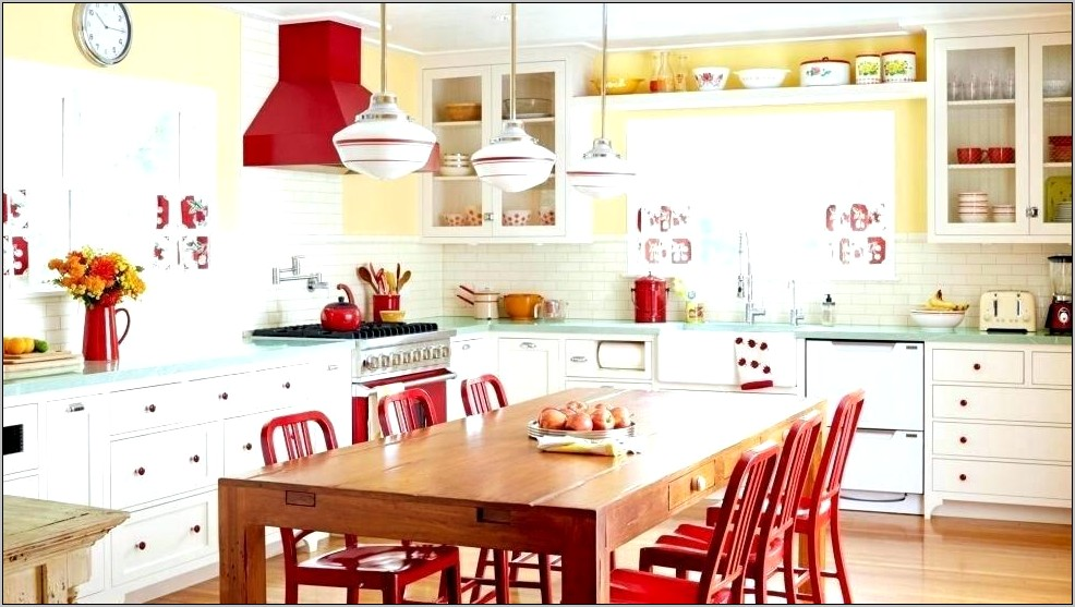 Pics Of Kitchen Decorating Ideas