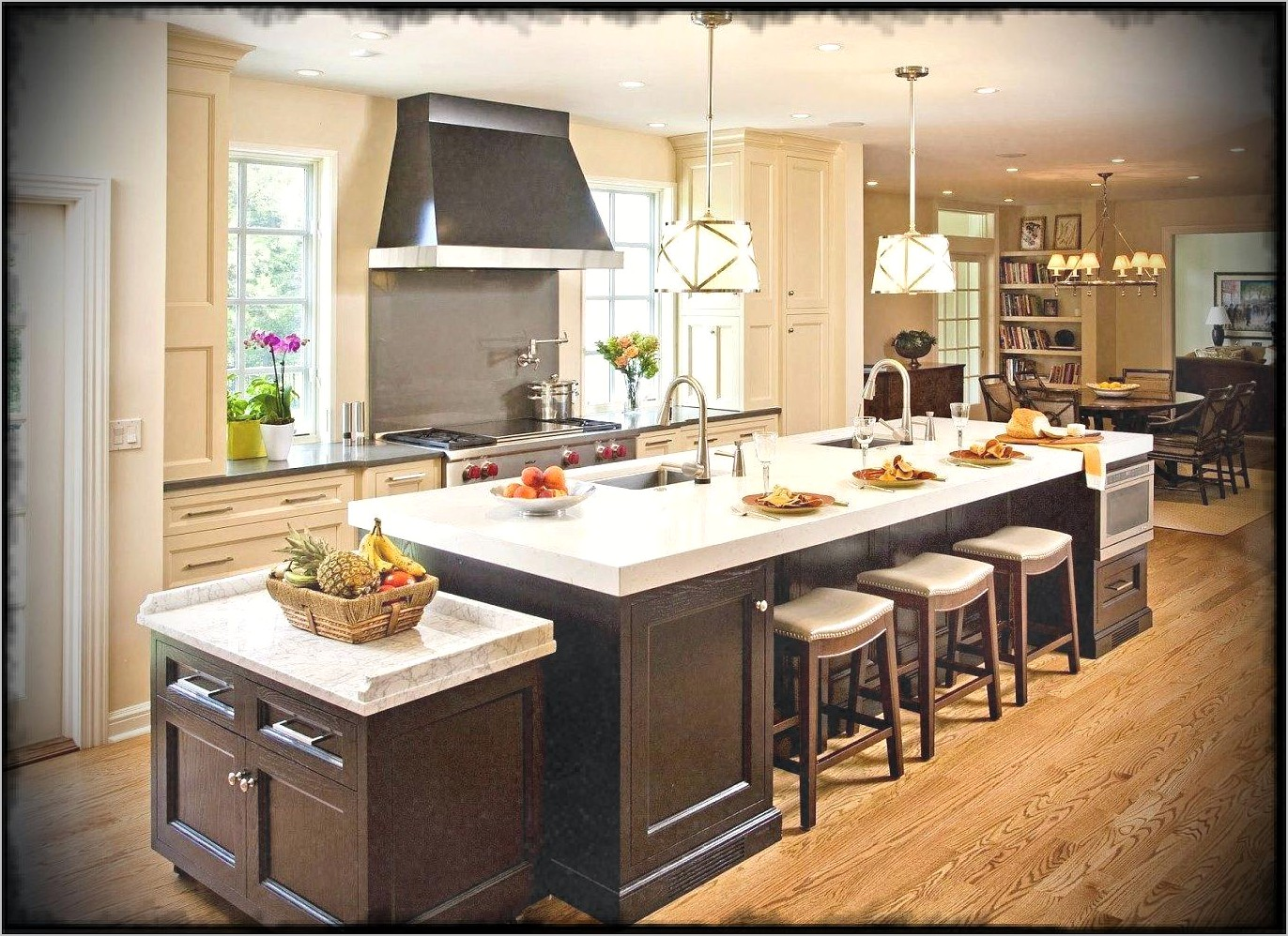 Pics Of Kitchen Islands Decor