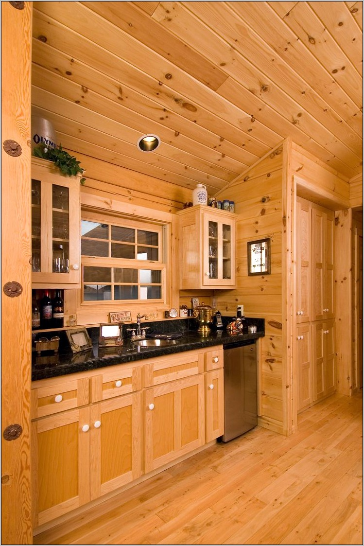 Pine Kitchen Decorating Themes