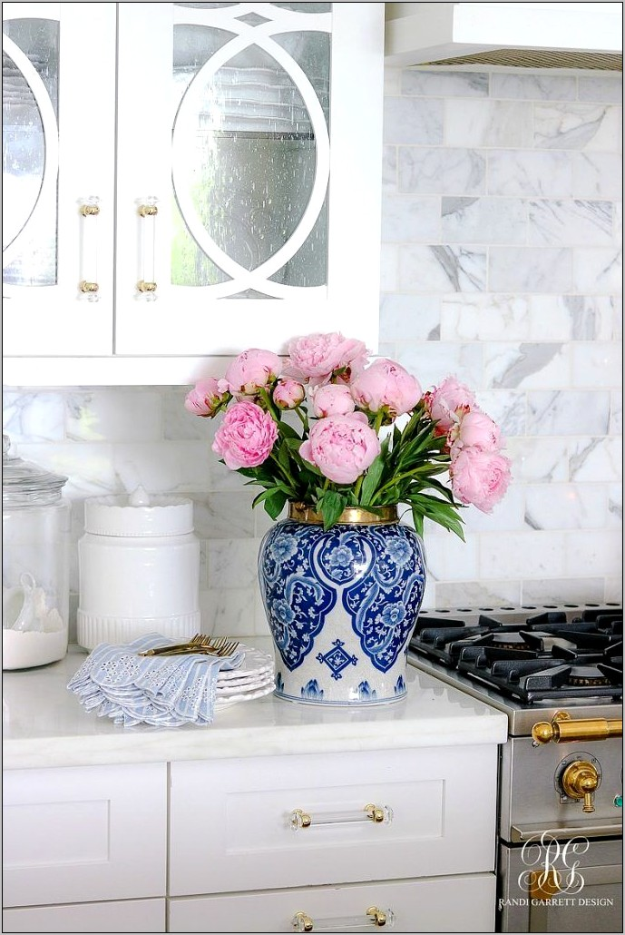 Pink Kitchen Decor And Accessories