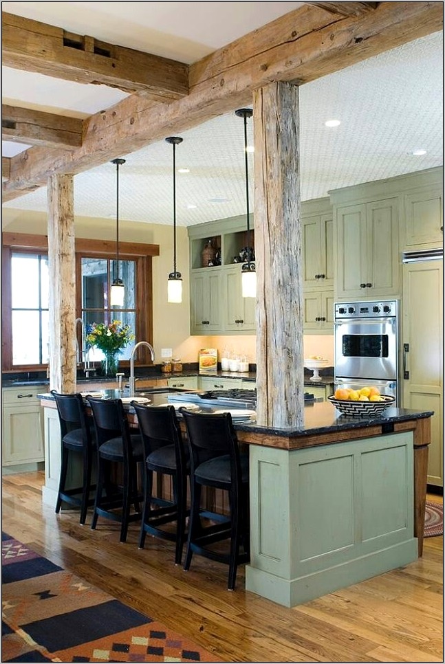 Pinterest Rustic Kitchen Decor