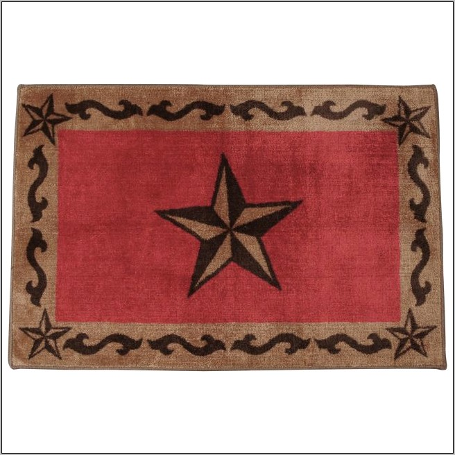 Red Star Kitchen Decor