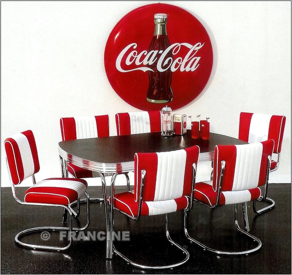Retro Coca Cola Kitchen Decor