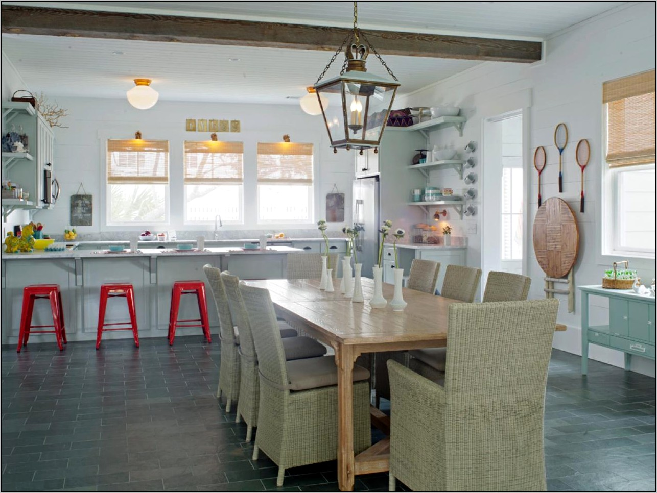 Room Decorating For Cape Cod Kitchen