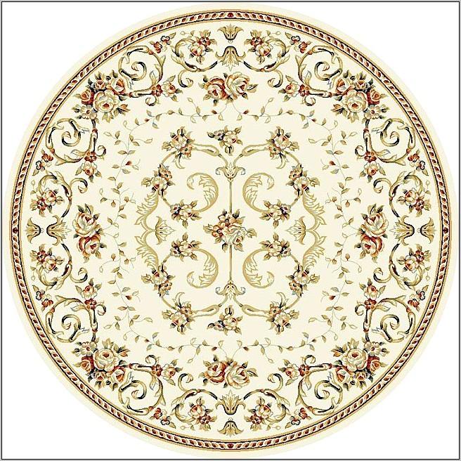 Round Decorative Kitchen Rugs 8