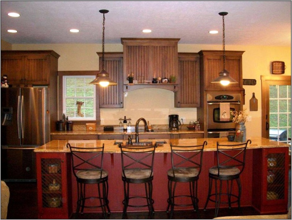 Rustic Decorations For Kitchens