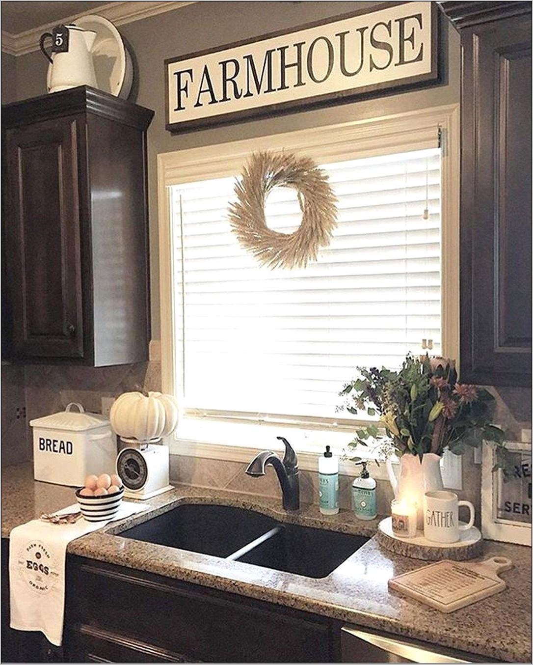 Rustic Kitchen Decor Cheap