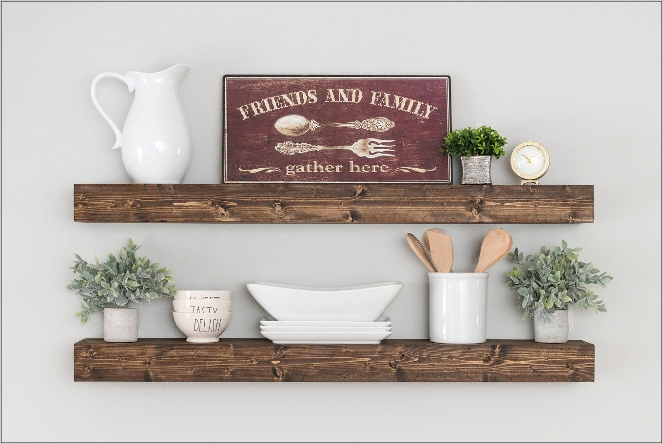 Rustic Kitchen Decor Sets
