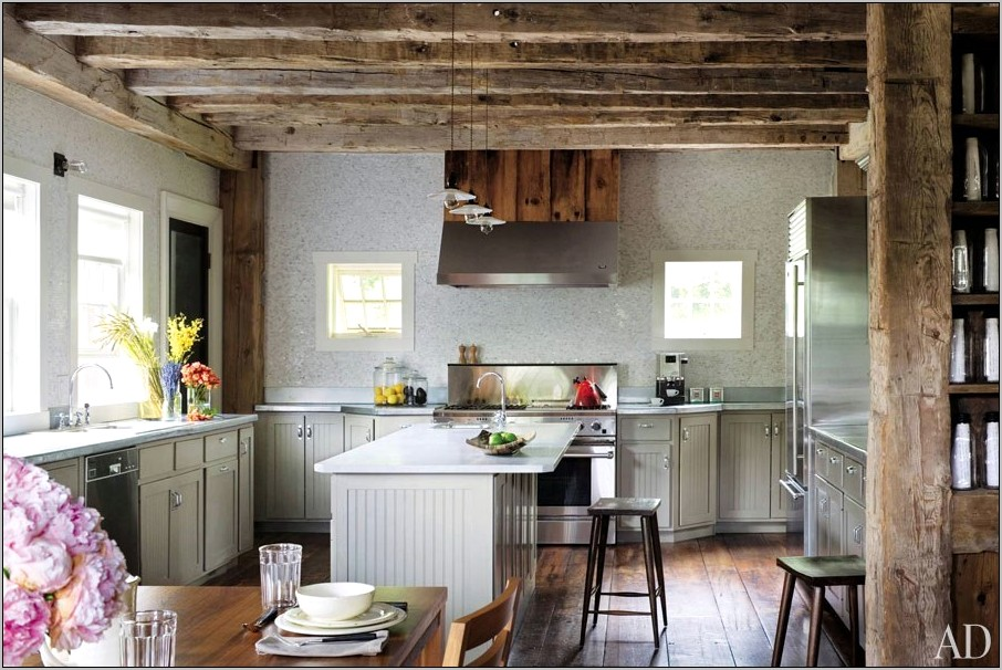 Rustic Kitchen Decor Theme Ideas