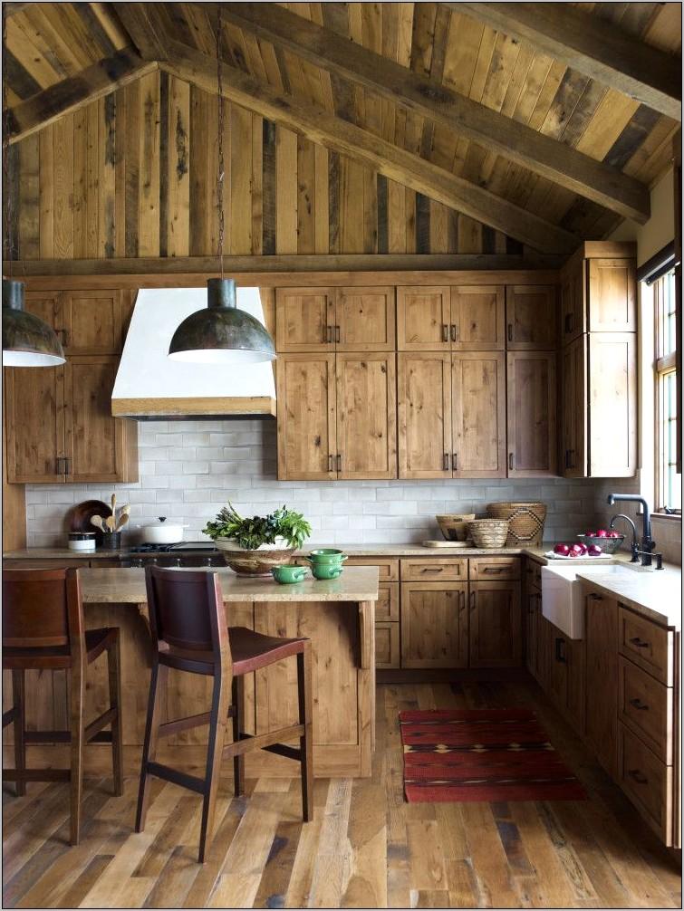 Rustic Southwest Kitchen Decor