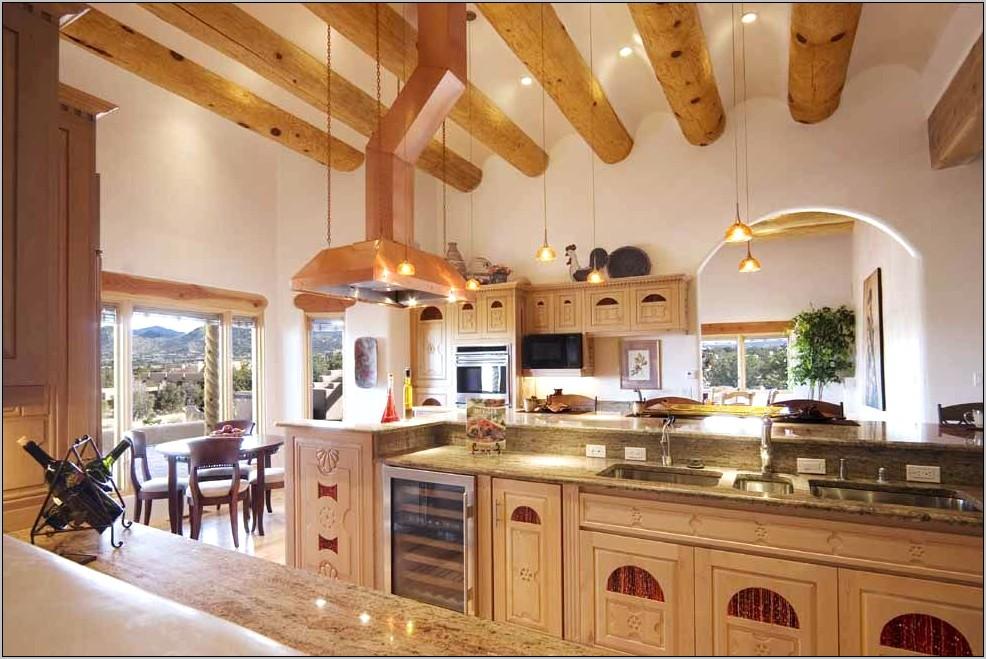 Santa Fe Kitchen Decor