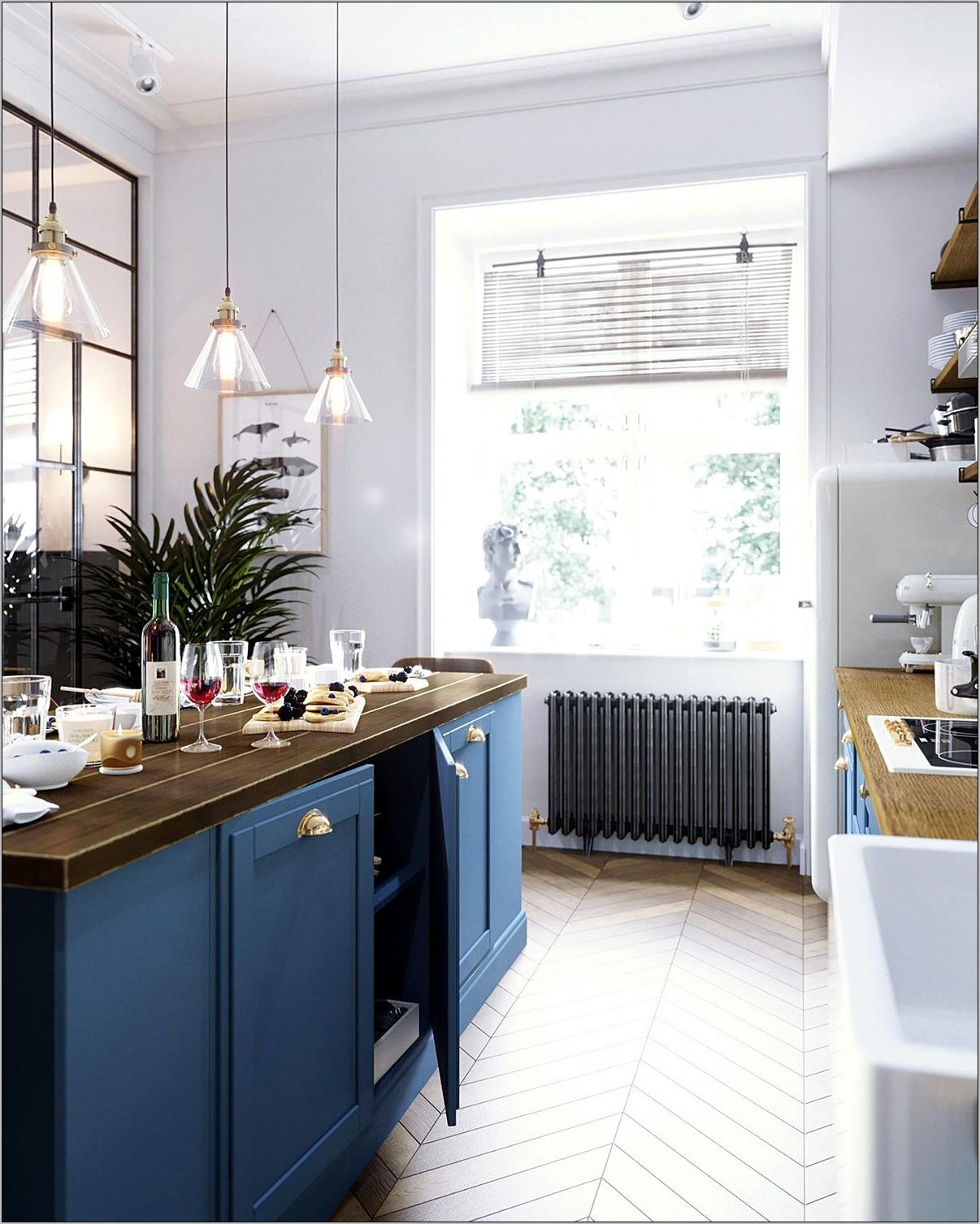 Scandinavian Style Kitchen Decor
