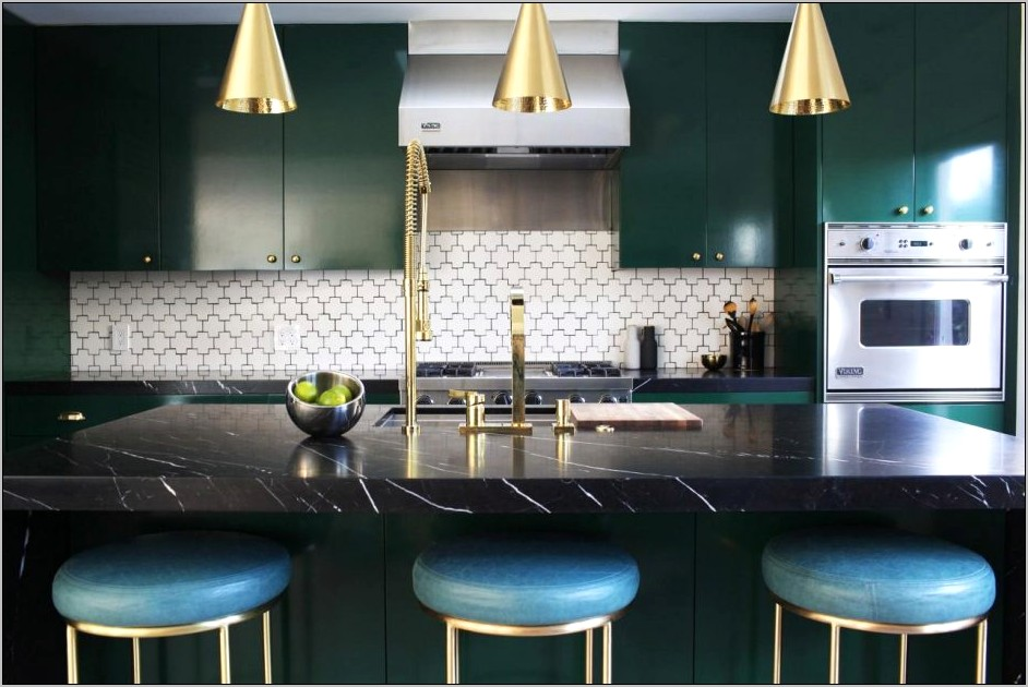 Seafoam Green Kitchen Decor