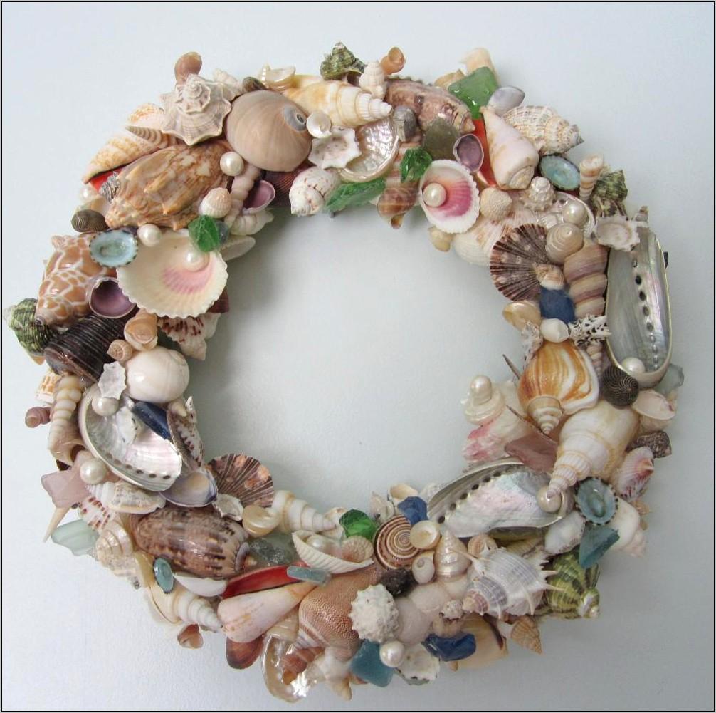 Seashell Decor Diy For Kitchen