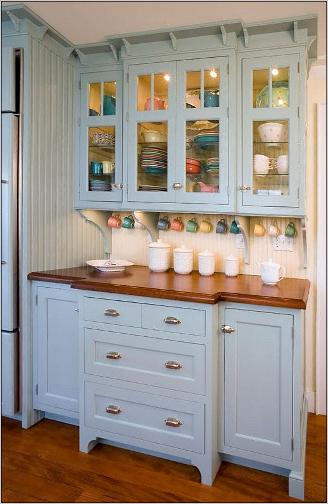 Seaside House Decor Kitchen