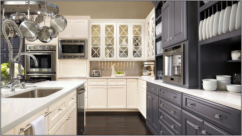 Semicustom Kitchen Cabinets Sincere Home Decor