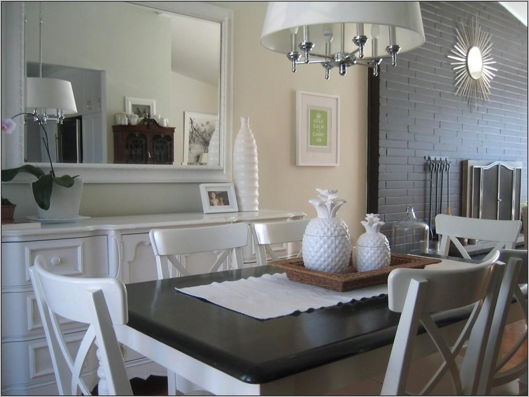 Simple Kitchen Table Decor