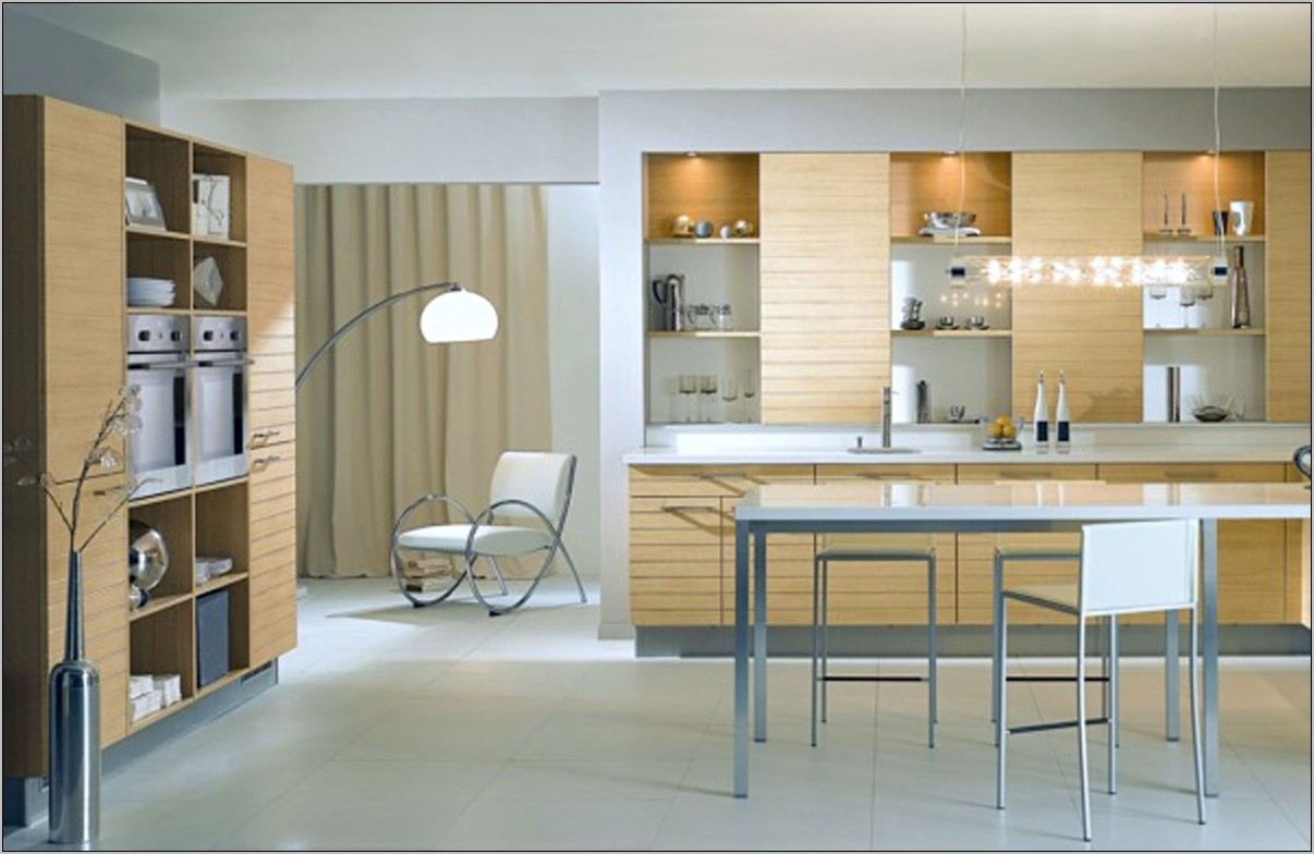 Simple Modern Kitchen Decor