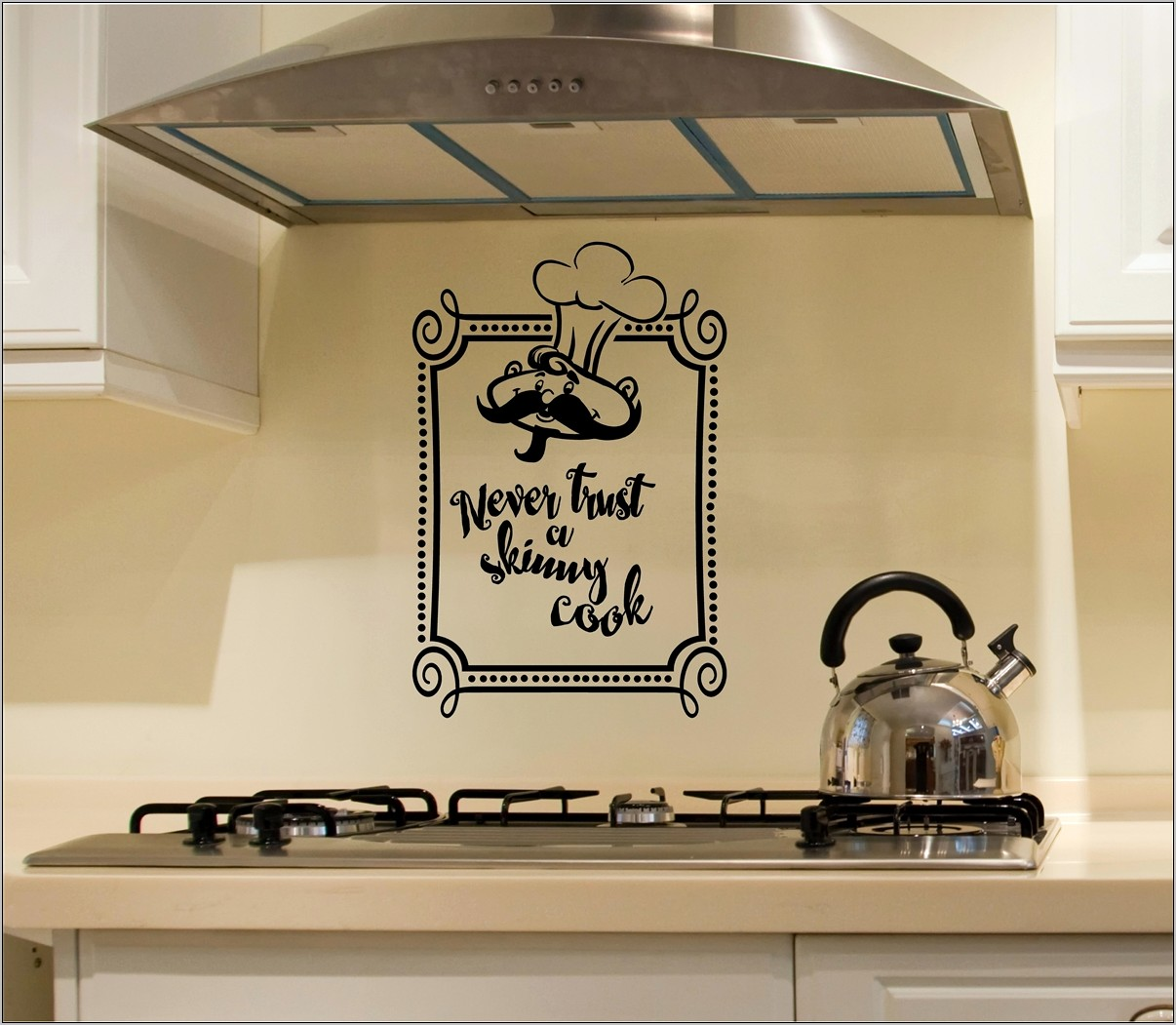 Skinny Kitchen Wall Decor