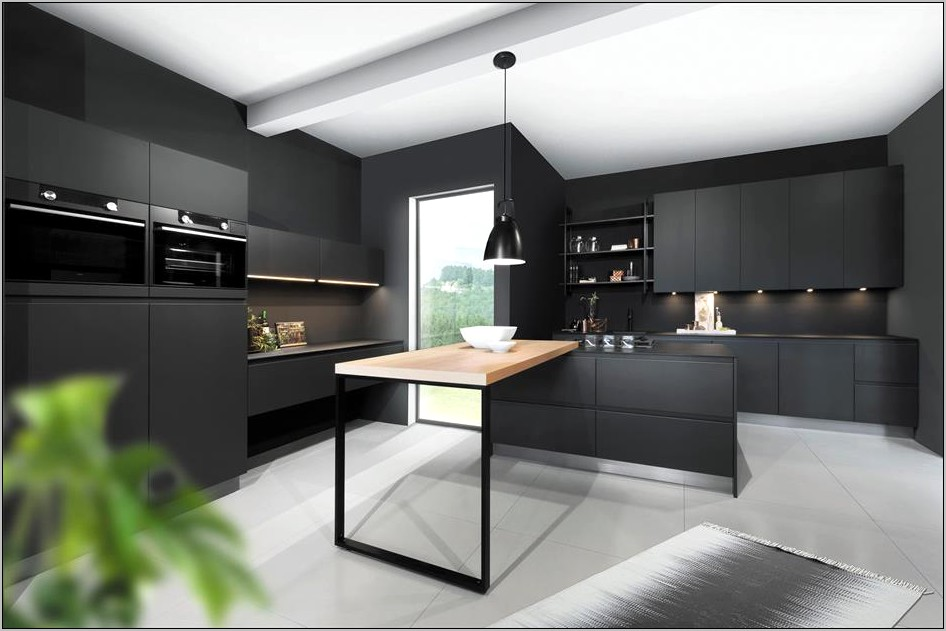 Slate Grey Decorations For Kitchen