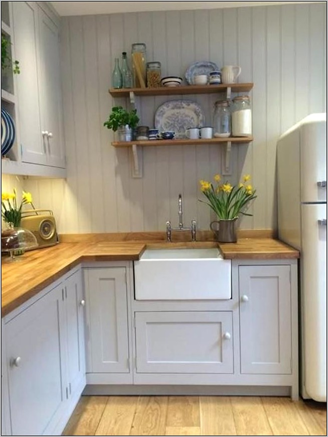 Small Cottage Kitchen Decorating Ideas