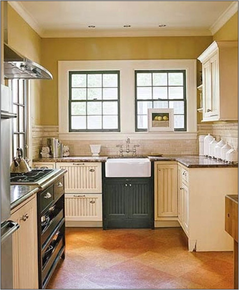 Small Country Kitchen Decor Ideas