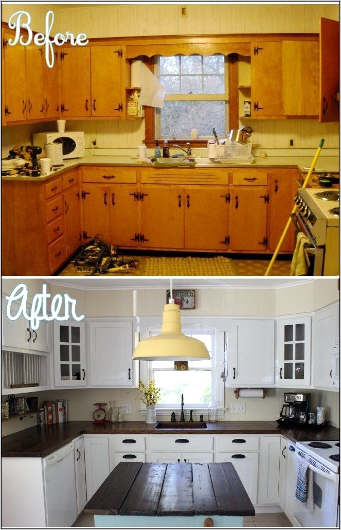 Small Kitchen Decor Inspiration