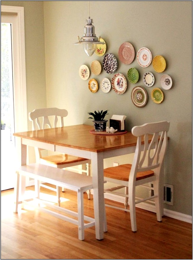 Small Kitchen Table Decor Ideas
