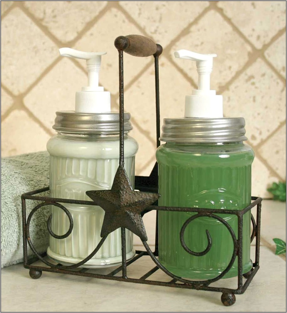 Southern Kitchen Decor Mason Jar