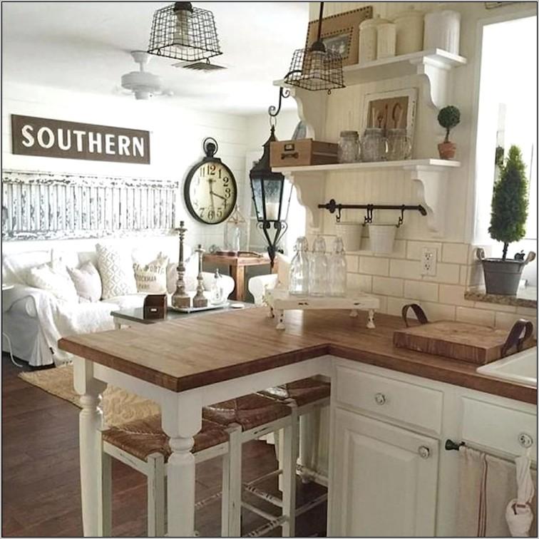 Southern Style Kitchen Decor