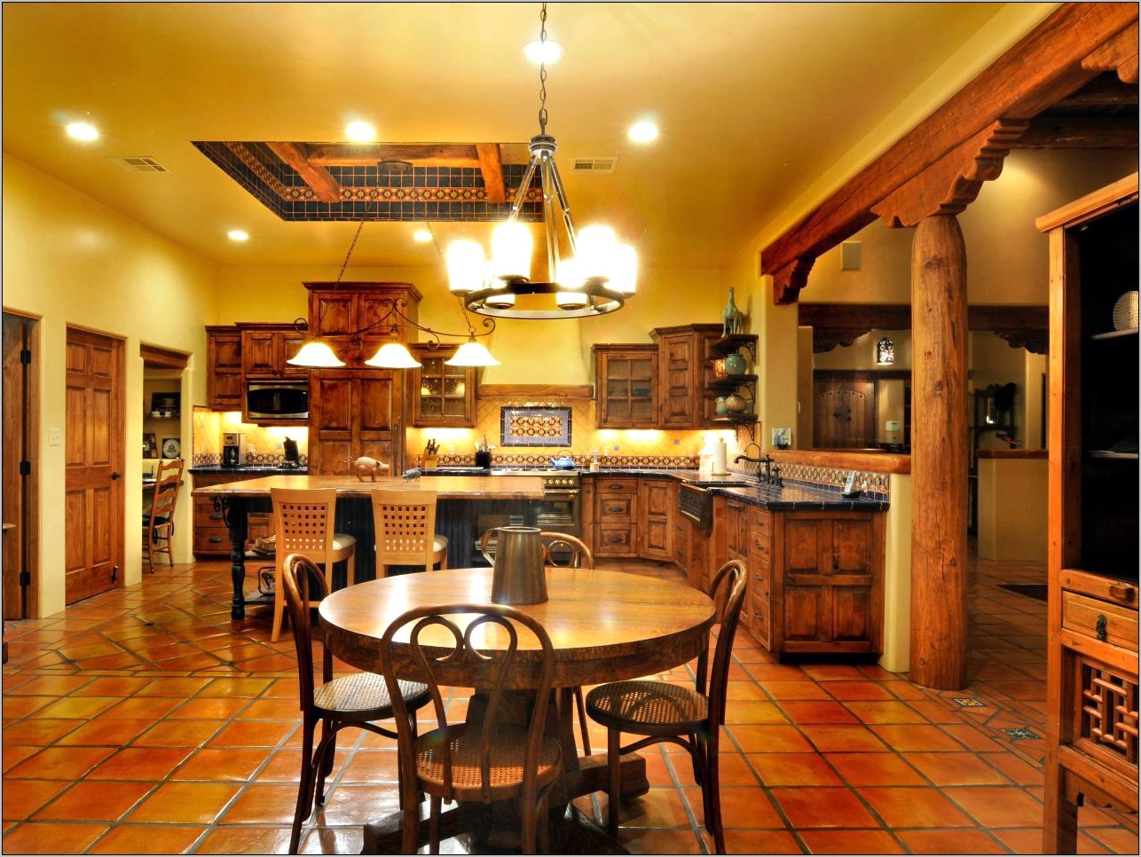Southwest Kitchen Decor Ideas
