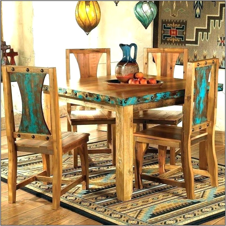 Southwestern Kitchen Decorating Ideas