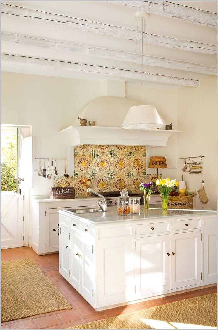 Spanish Country Kitchen Decor