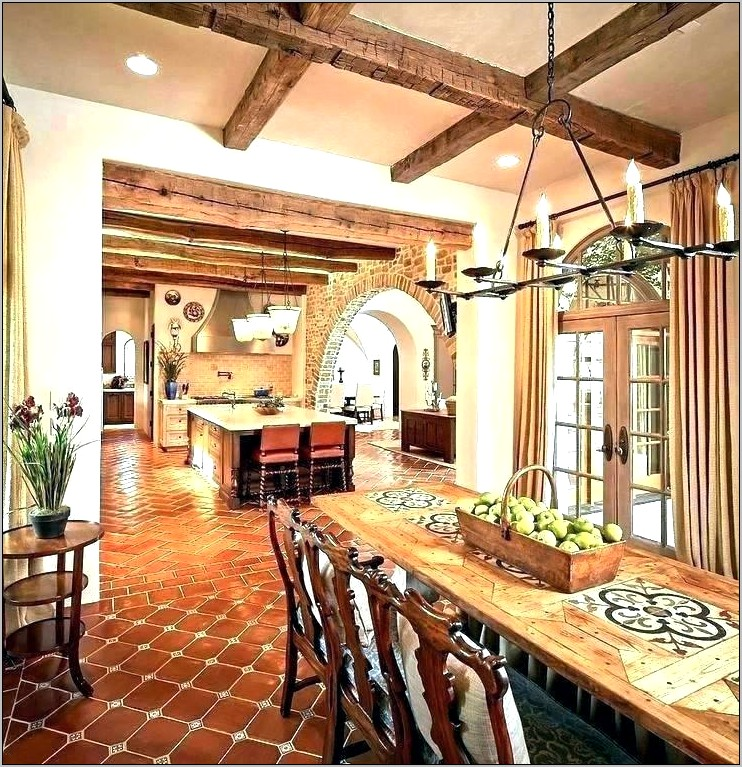 Spanish Decor Kitchen Styles