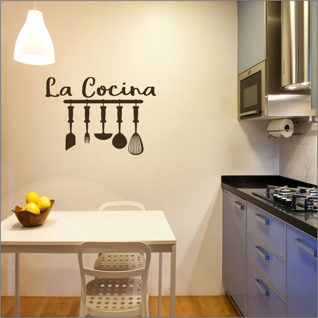 Spanish Themed Kitchen Decor