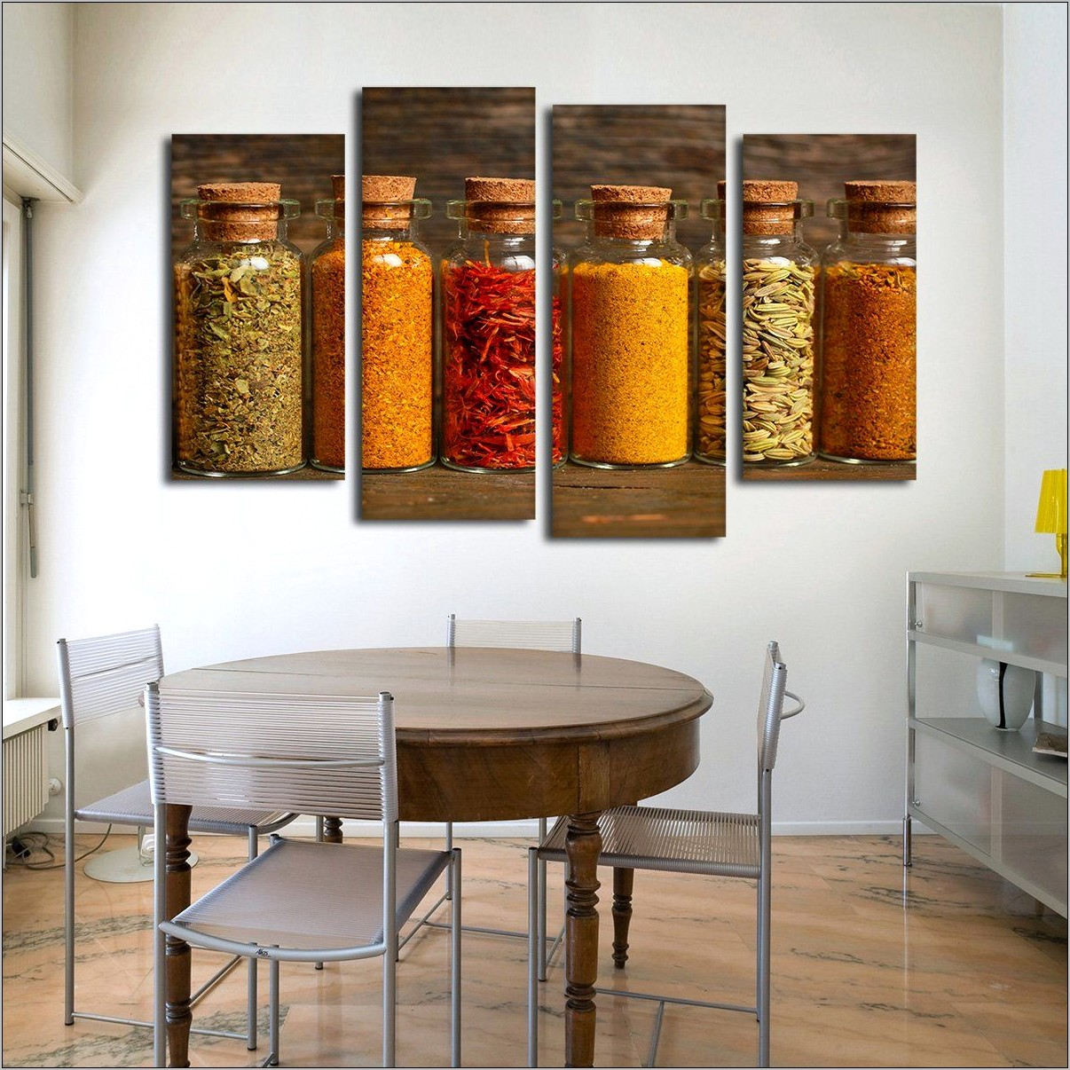 Spice Up Your Life Kitchen Decor