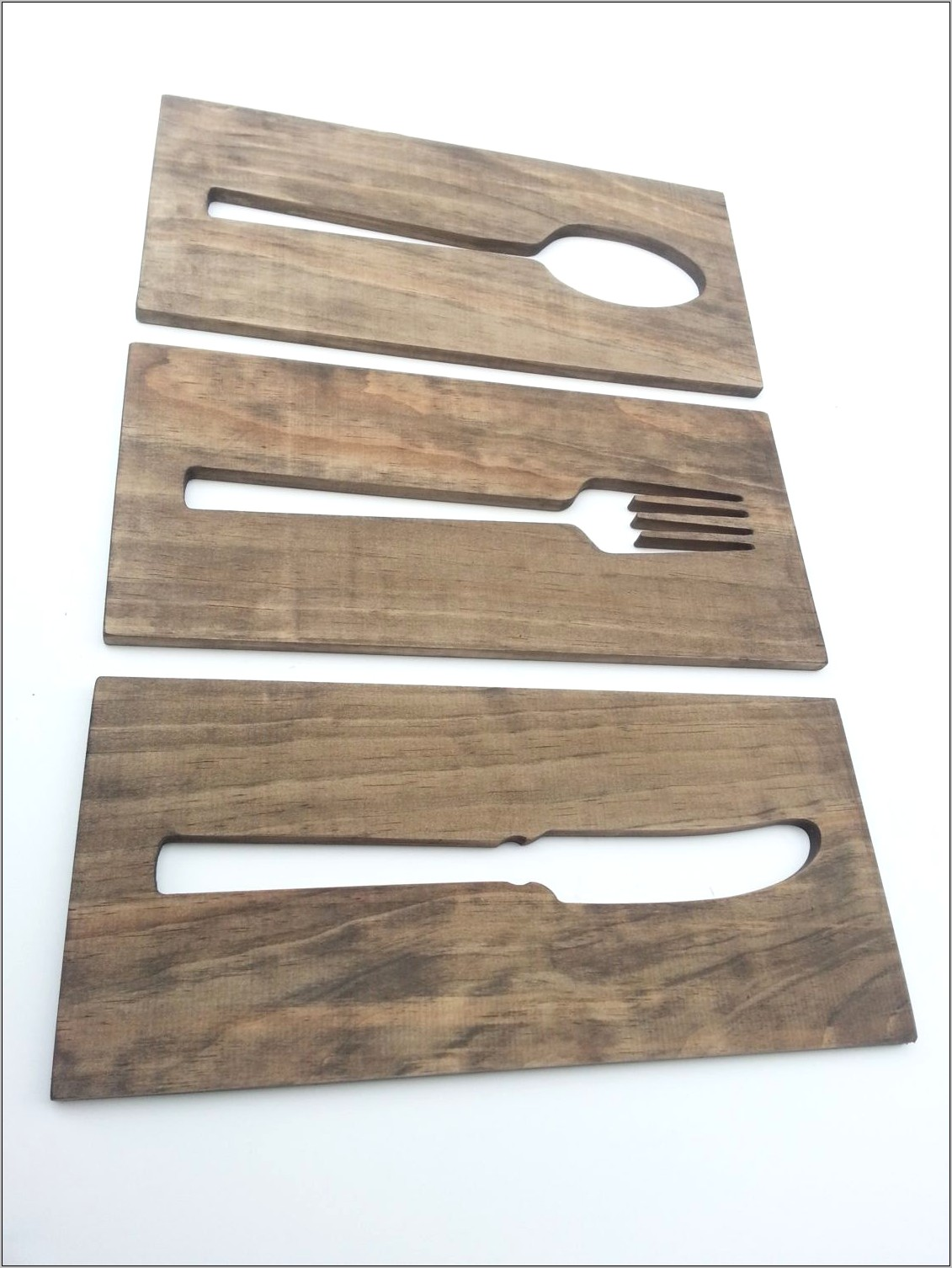 Spoon Knife Fork Kitchen Decor